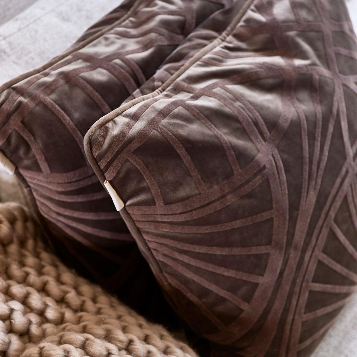 Vintage Radar Pillow Cover
