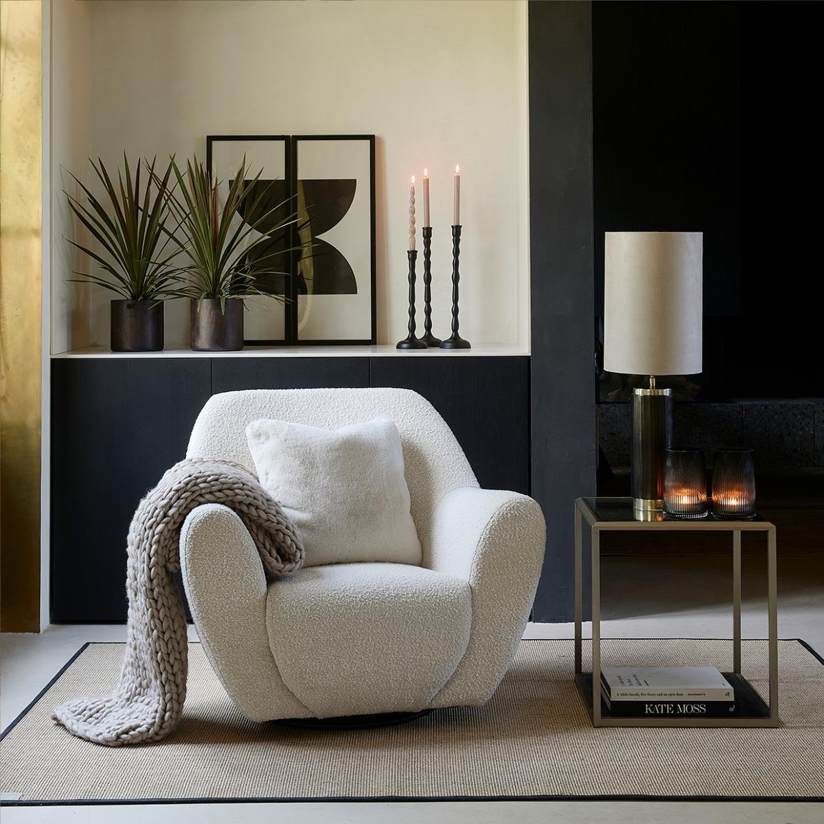 Vintage Glamour Livingroom